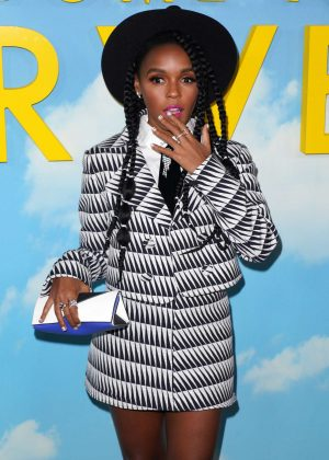 Janelle Monae - 'Welcome To Marwen' Premiere in Hollywood