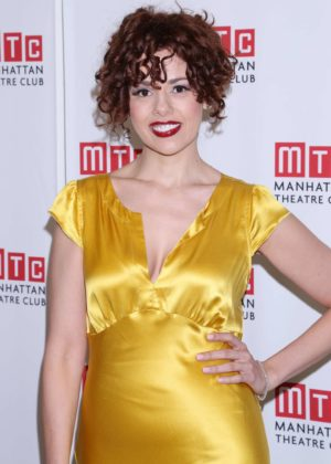 Janet Dacal - Manhattan Theatre Club Fall Benefit in NYC