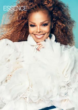 Janet Jackson - Essence Magazine (July/August 2018)