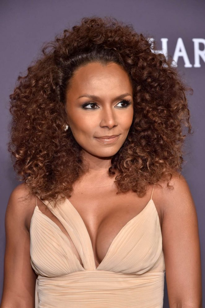 Janet Mock - 2017 amfAR New York Gala in New York City
