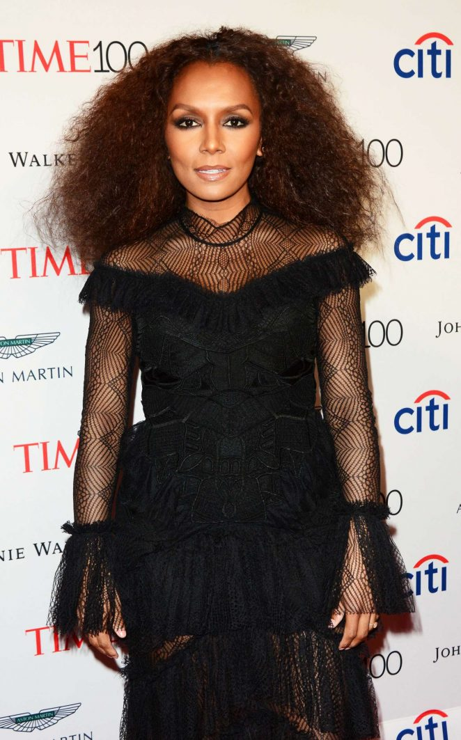 Janet Mock - 2017 Time 100 Gala in New York