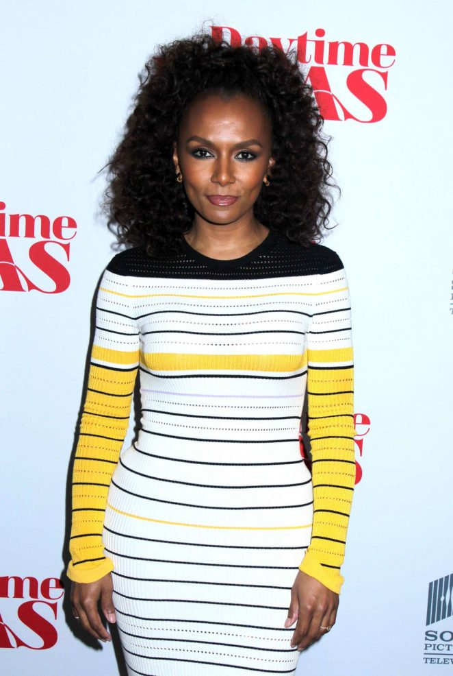 Janet Mock – 'Daytime Divas' Premiere Event in New York City