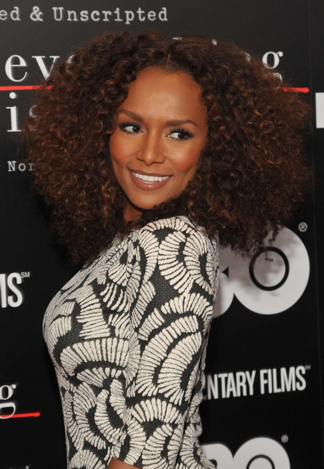 Janet Mock - 'Everything Is Copy Nora Ephron: Scripted & Unscripted' Screening in NY