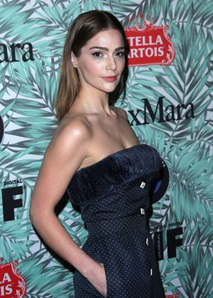 Janet Montgomery - 10th Annual Women in Film Pre-Oscar Cocktail Party in LA