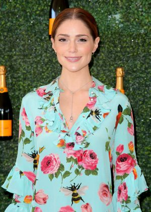 Janet Montgomery - 2016 Veuve Clicquot Polo Classic in Pacific Palisades