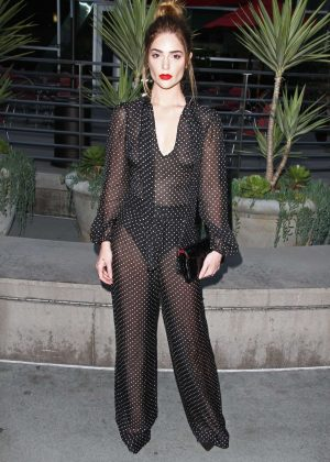 Janet Montgomery - Amateur Night Premiere in Hollywood