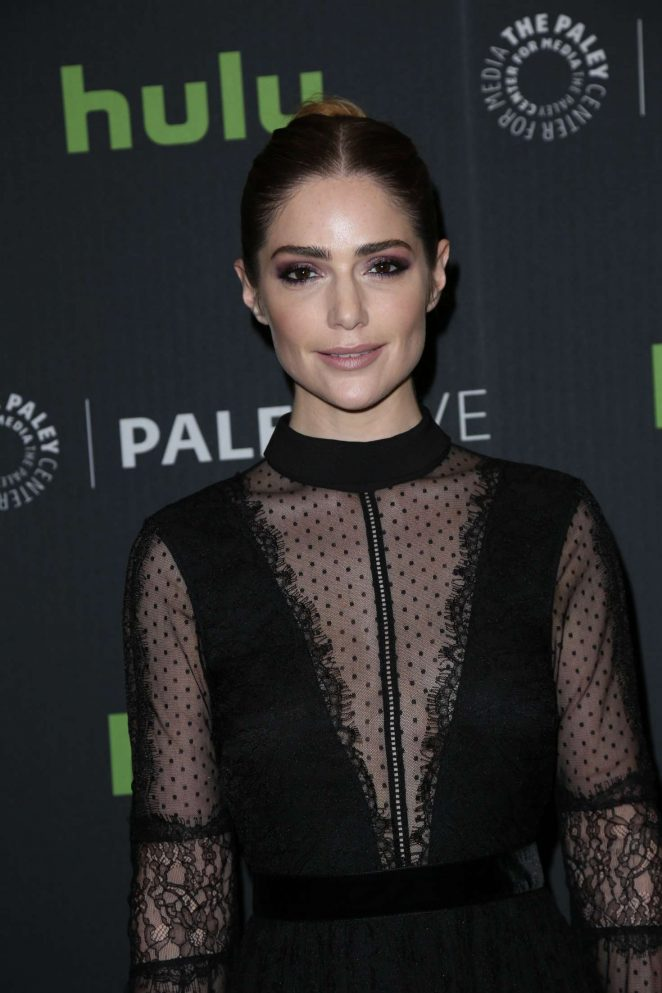 Janet Montgomery - 'Salem' Season 3 Premiere in Beverly Hills