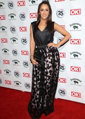 Janette Manrara -  OK! Magazine's 25th Anniversary Party in London