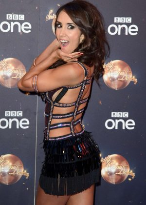 Janette Manrara - Strictly Come Dancing Launch in London