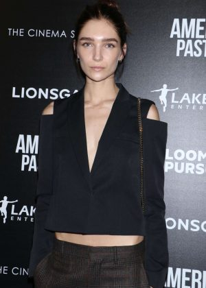 Janice Alida - 'American Pastoral' Screening in New York