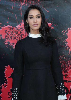 Janina Gavankar - 2018 Saturn Awards in Burbank