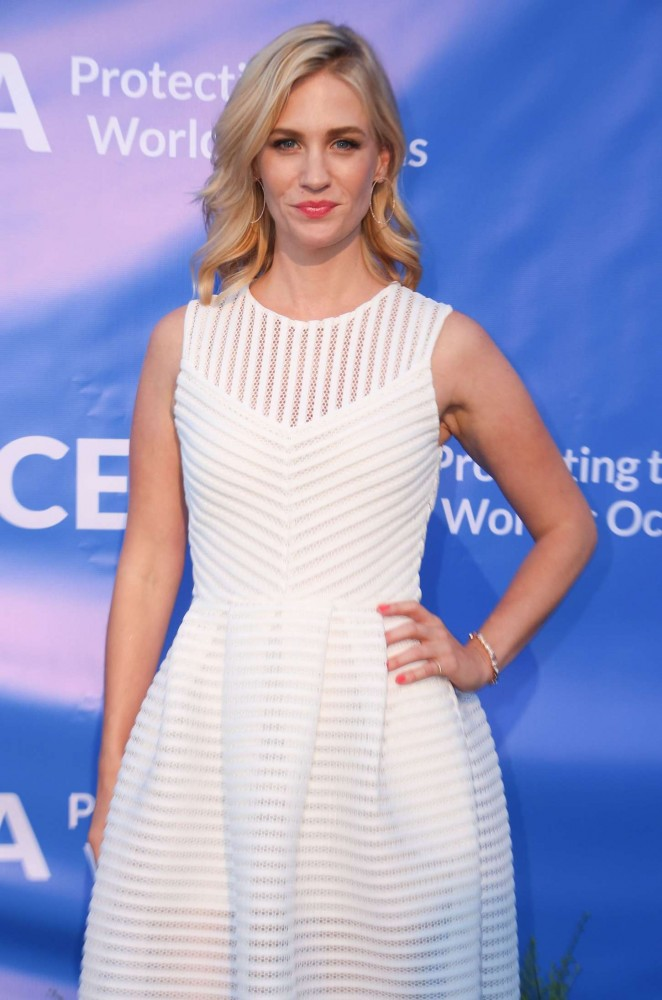 January Jones - 2015 Oceana SeaChange Summer Party in Dana Point