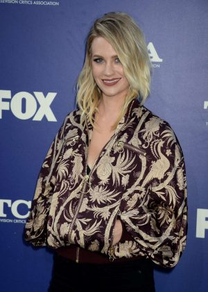 January Jones - FOX 2016 Summer TCA All-Star Party in West Hollywood