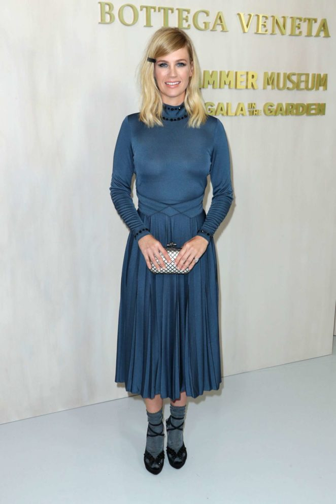 January Jones - Hammer Museum's Gala 2017 in Los Angeles