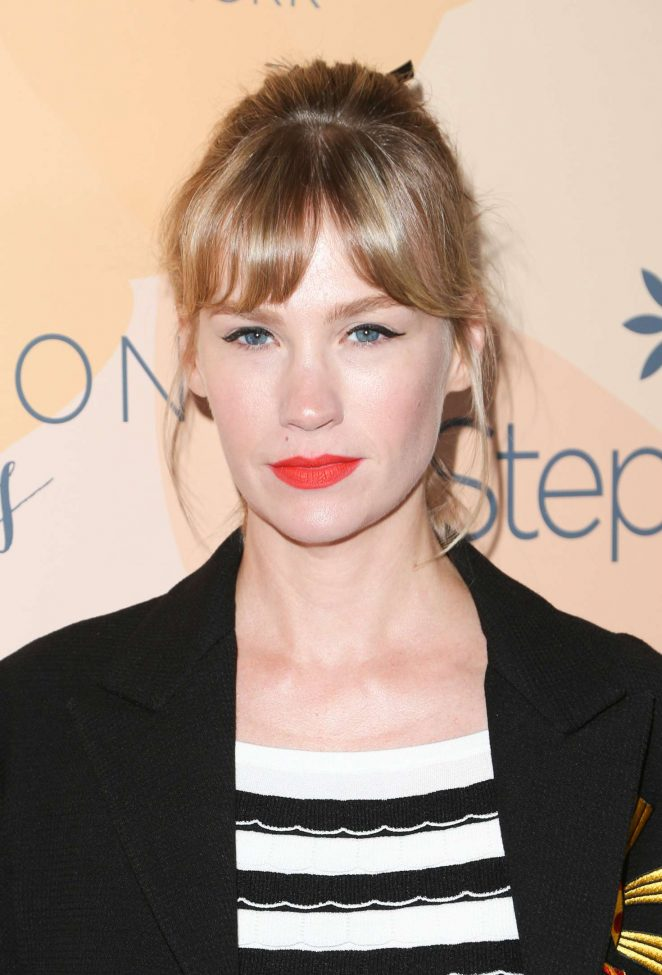 January Jones - Inspiration Awards 2017 in Los Angeles