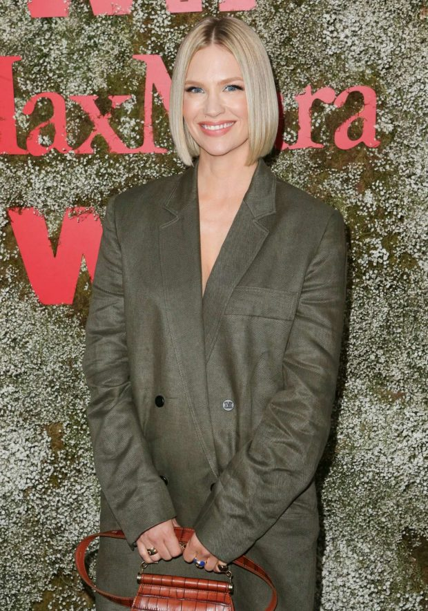 January Jones - InStyle and Max Mara Women In Film Celebration in Los Angeles