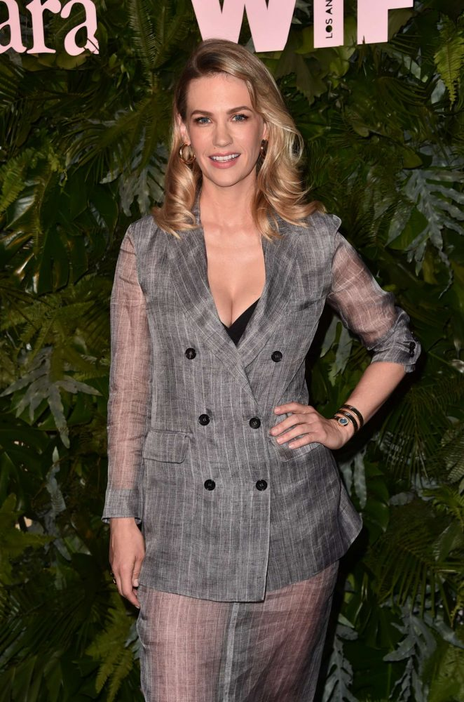 January Jones - Max Mara WIF Face Of The Future in Los Angeles