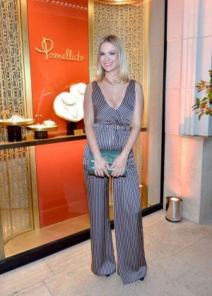 January Jones - Pomellato Beverly Hills Boutique Party in Los Angeles