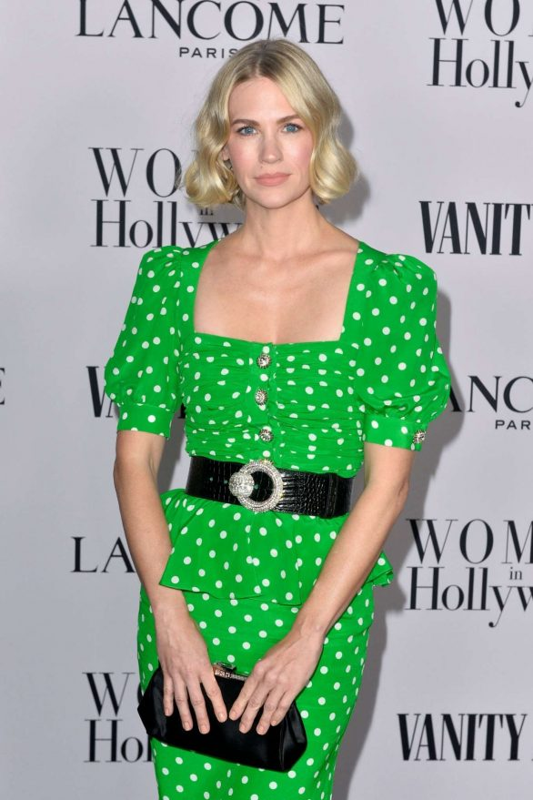 January Jones - Vanity Fair and Lancome Women In Hollywood Celebration in West Hollywood