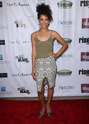 Jasmin Savoy Brown - 'Lost in America' Screening in Los Angeles