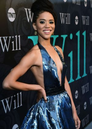 Jasmin Savoy Brown - 'Will' TV Show Premiere in New York