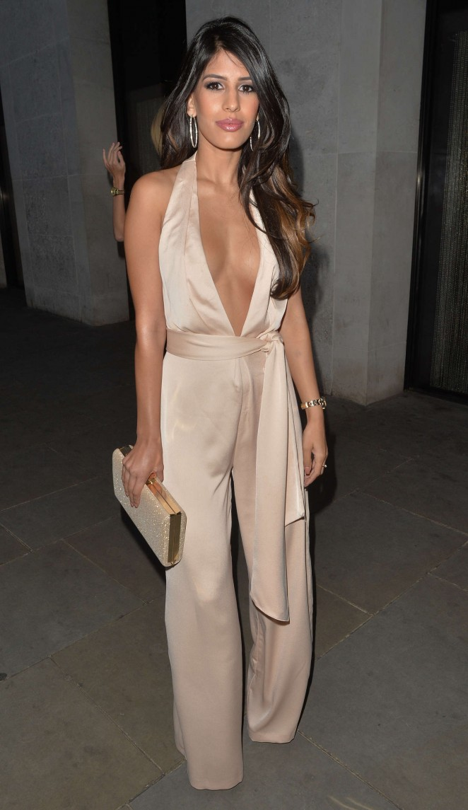 Jasmin Walia at STK Restaurant in London
