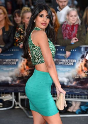 Jasmin Walia - 'Deepwater Horizon' Premiere in London