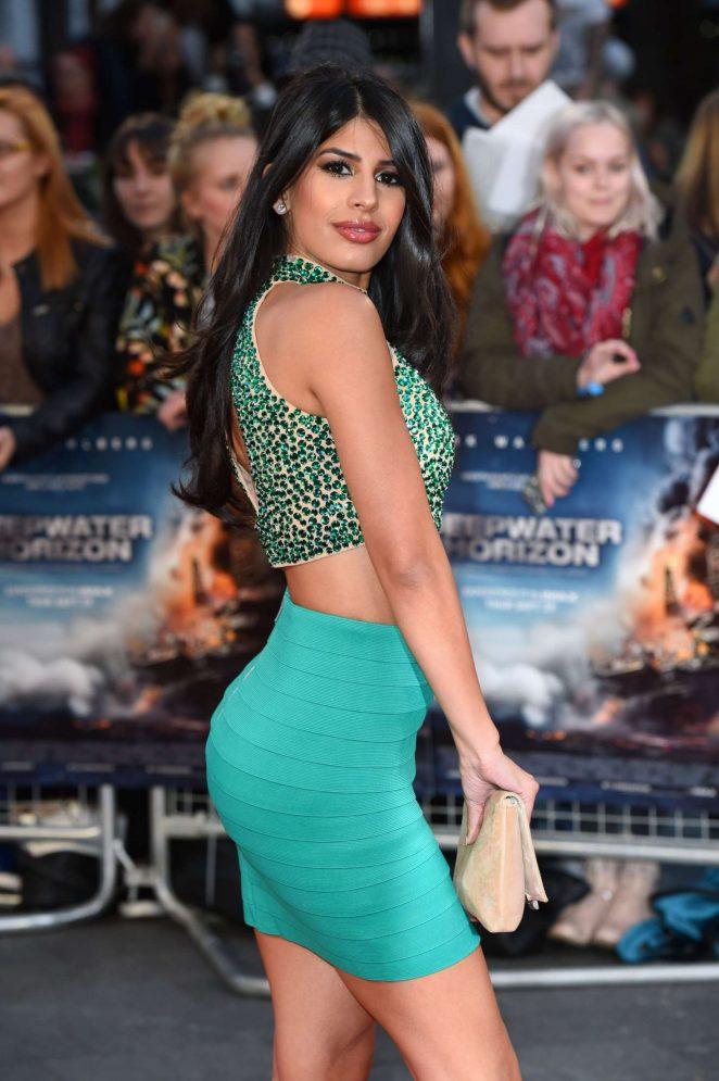 Jasmin Walia - 'Deepwater Horizon' Premiere in London