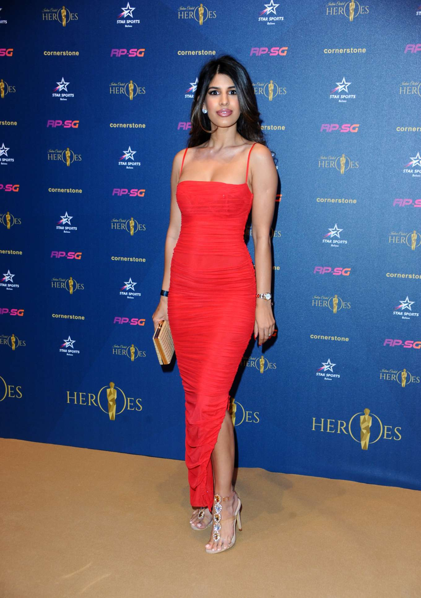 Jasmin Walia 2019 : Jasmin Walia: Indian Cricket Heroes Awards 2019-05