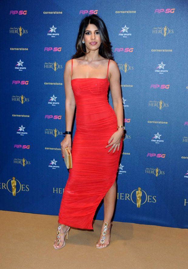 Jasmin Walia 2019 : Jasmin Walia: Indian Cricket Heroes Awards 2019-08