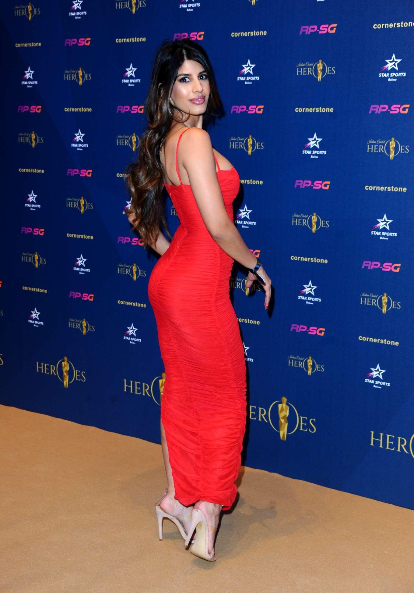 Jasmin Walia 2019 : Jasmin Walia: Indian Cricket Heroes Awards 2019-10