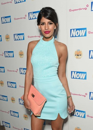 Jasmin Walia - Now Smart Girls Fake It Campaign Launch in London