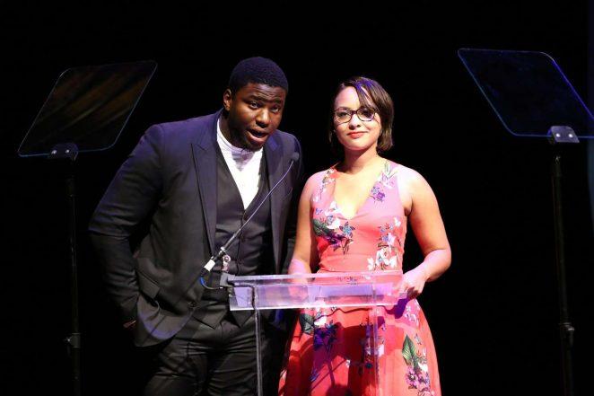 Jasmine Cephas Jones: 32nd Annual Lucille Lortel Awards -01