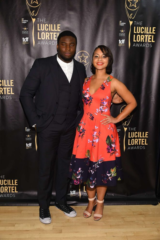 Jasmine Cephas Jones: 32nd Annual Lucille Lortel Awards -07