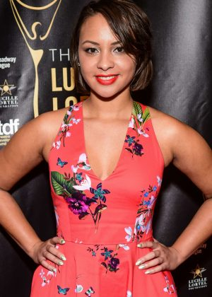 Jasmine Cephas Jones - 32nd Annual Lucille Lortel Awards in NY
