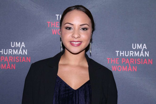 Jasmine Cephas Jones - Opening night for 'The Parisian Woman' in NY