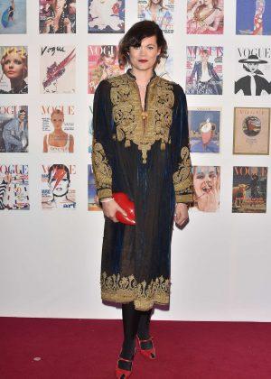 Jasmine Guinness - British Vogue 100th Anniversary Gala Dinner in London