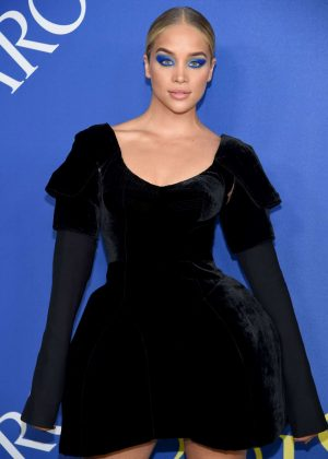 Jasmine Sanders - 2018 CFDA Fashion Awards in Brooklyn
