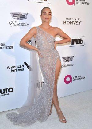 Jasmine Sanders - 2019 Elton John AIDS Foundation Academy Awards Viewing Party in LA