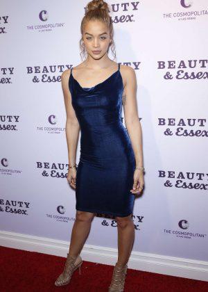 Jasmine Sanders - Grand Opening of Beauty and Essex in Las Vegas