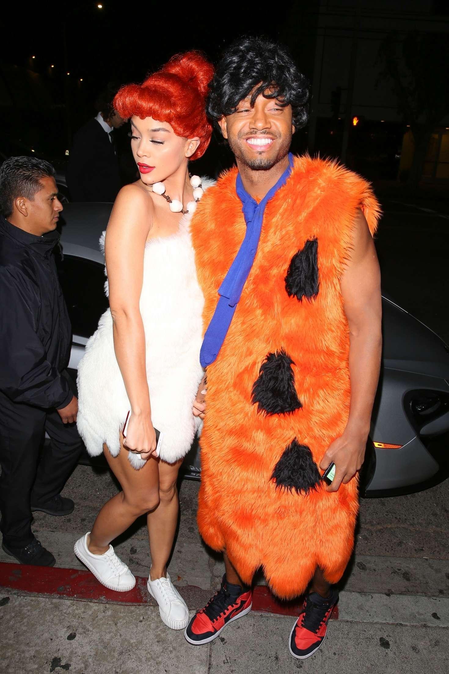 Jasmine Sanders 2017 : Jasmine Sanders: Kelly Rowlands Costume Couture Bash -05