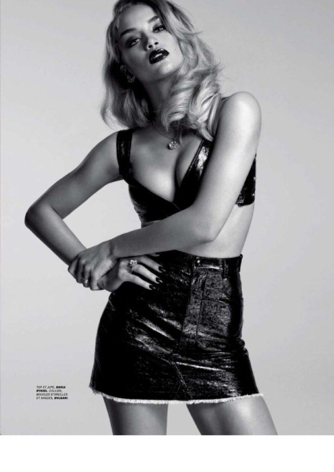 Jasmine Sanders - Lui France Magazine (Winter 2018)