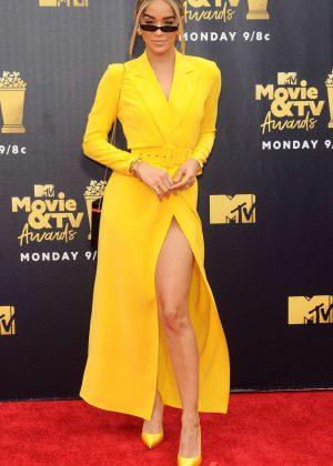 Jasmine Sanders - MTV Movie and TV Awards 2018 in Santa Monica