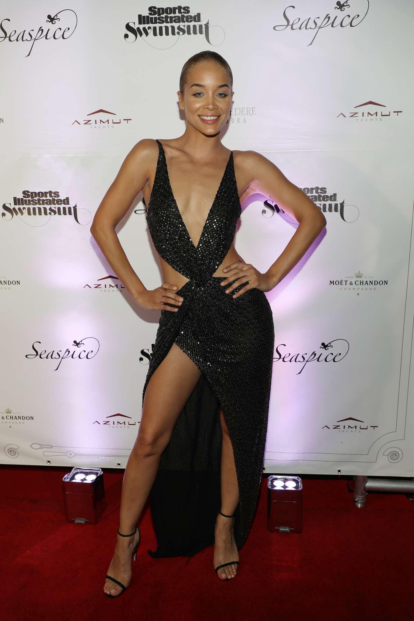 Ss Monte Carlo >> Jasmine Sanders – Sports Illustrated Swimsuit 2019 Issue ...