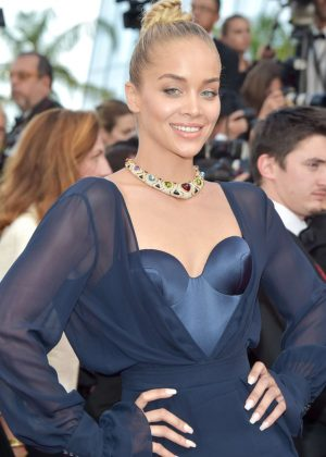 Jasmine Sanders - 'The Killing of a Sacred Deer' Premiere at 70th Cannes Film Festival