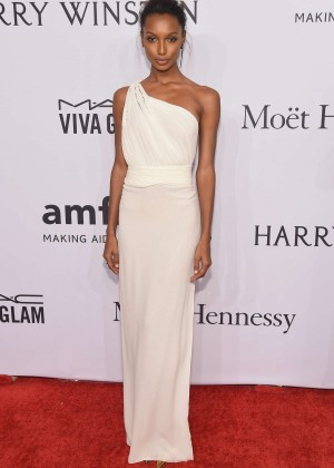 Jasmine Tookes - 2016 amfAR New York Gala in NYC
