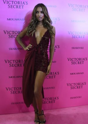 Jasmine Tookes - 2017 Victoria's Secret Fashion Show After Party in Shanghai