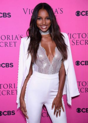 Jasmine Tookes - 2017 Victoria's Secret Viewing Party in New York City