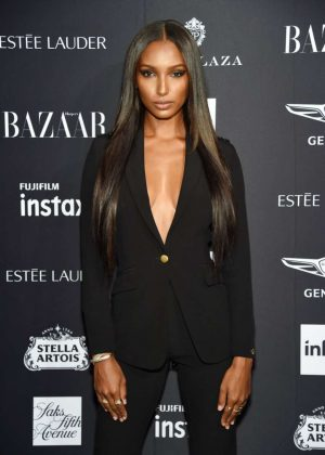 Jasmine Tookes - 2018 Harper's Bazaar ICONS Party in New York