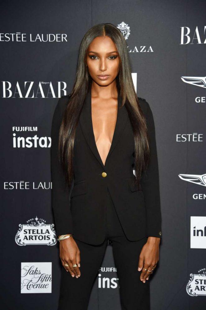 Jasmine Tookes - 2018 Harper's Bazaar ICONS Party in New York